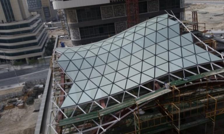 Glass Tent