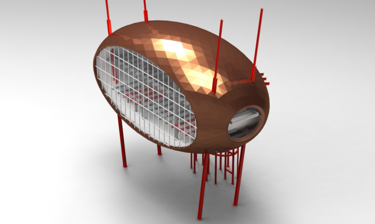 Single Layer Structures