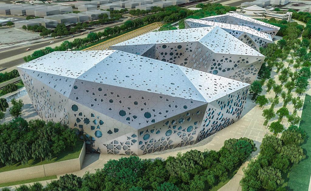 Sh Jabor Al Ahmad Cultural Center