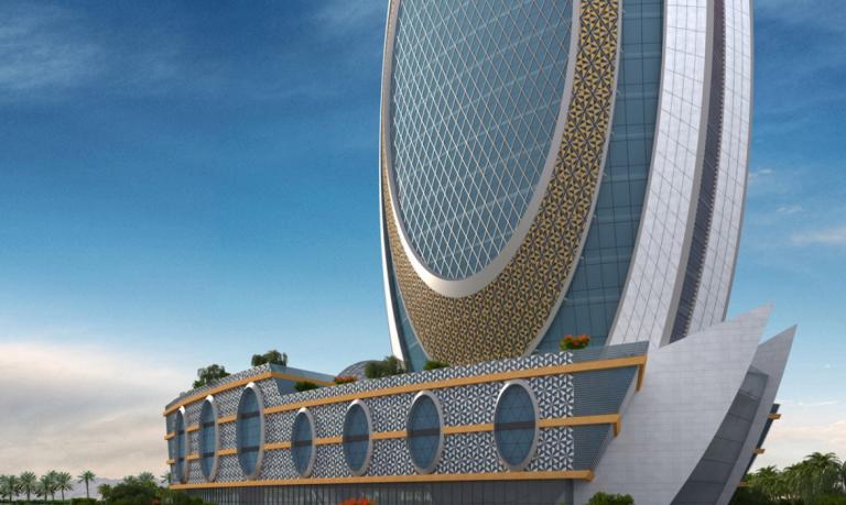 Single layer facade